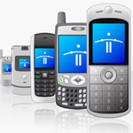 La pubblicità mobile rende gratuiti SMS e mail