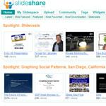 Condividere le presentazioni con Slideshare