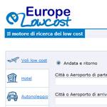 Europelowcost, e individui gli ostelli più economici