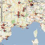 La mappa dei buchi neri del Web
