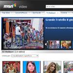 Le trasmissioni Mediaset su MSN Video