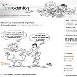 oneComics, un nuovo blog di vignette