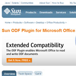 Sun rende Office compatibile con OpenDocument