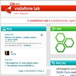 La conversazione di Vodafone