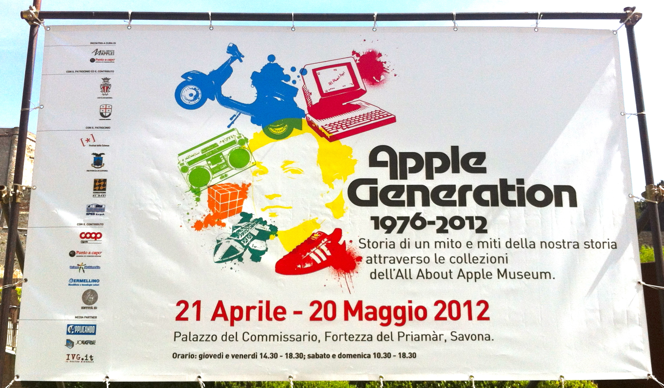 Apple Generation a Savona