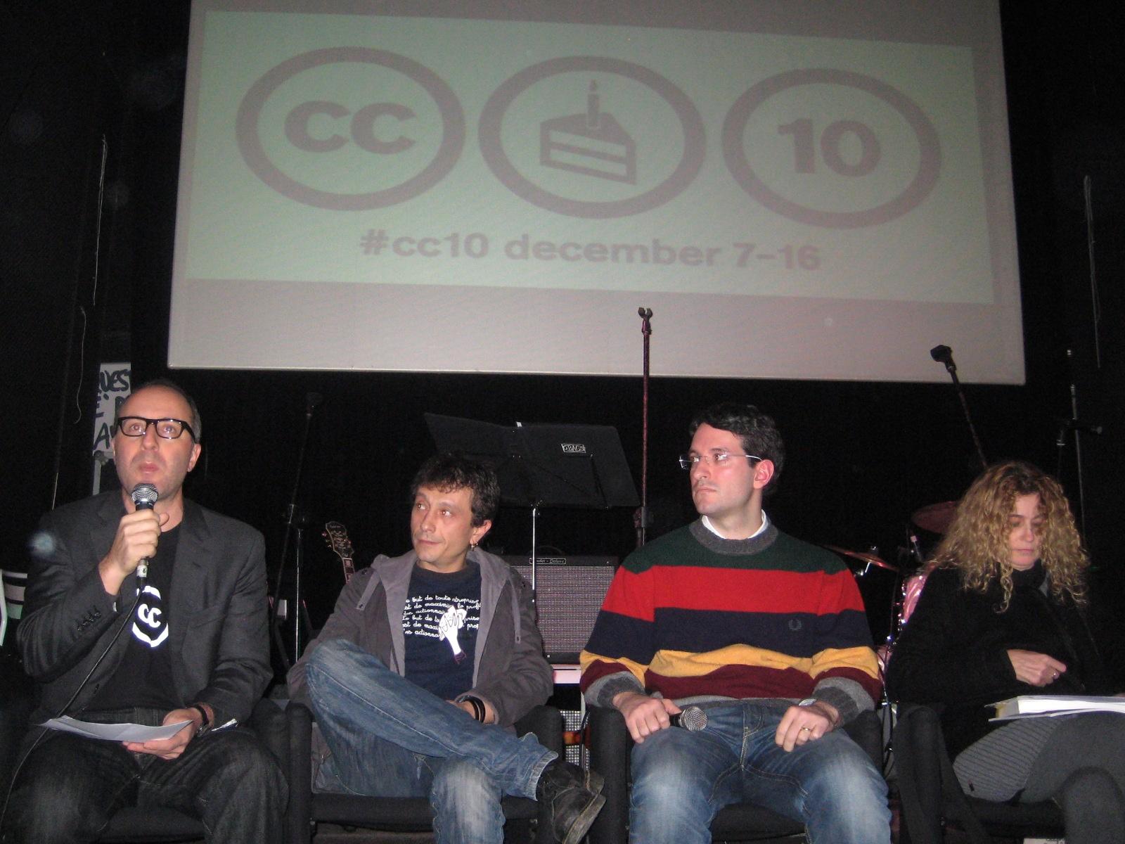 Il dibattito per il decennale di Creative Commons