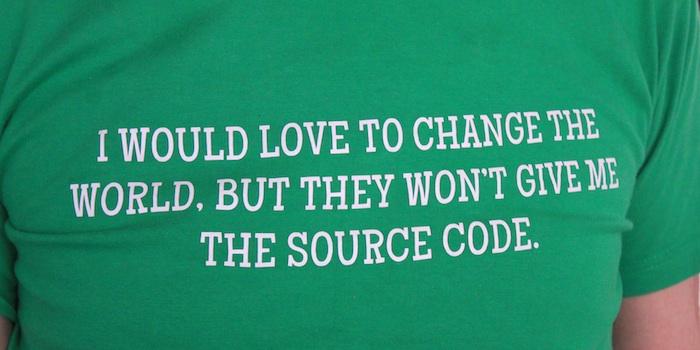 """T-shirt """"sorgente per cambiare il mondo"""""""