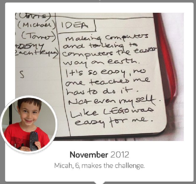 La richiesta di Micah