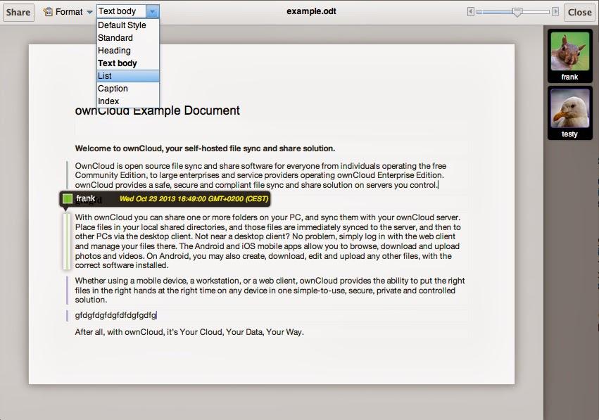 OpenDocuments