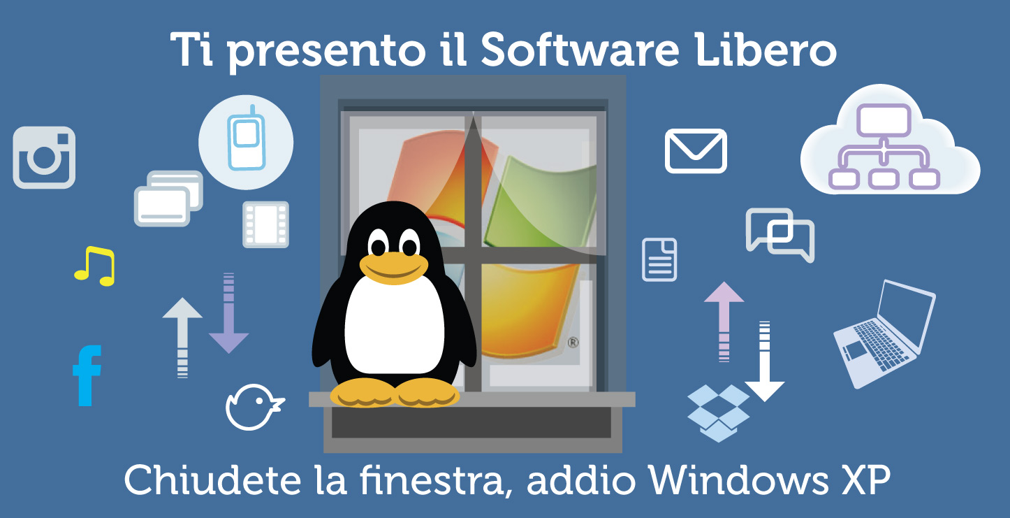 Da XP a Linux