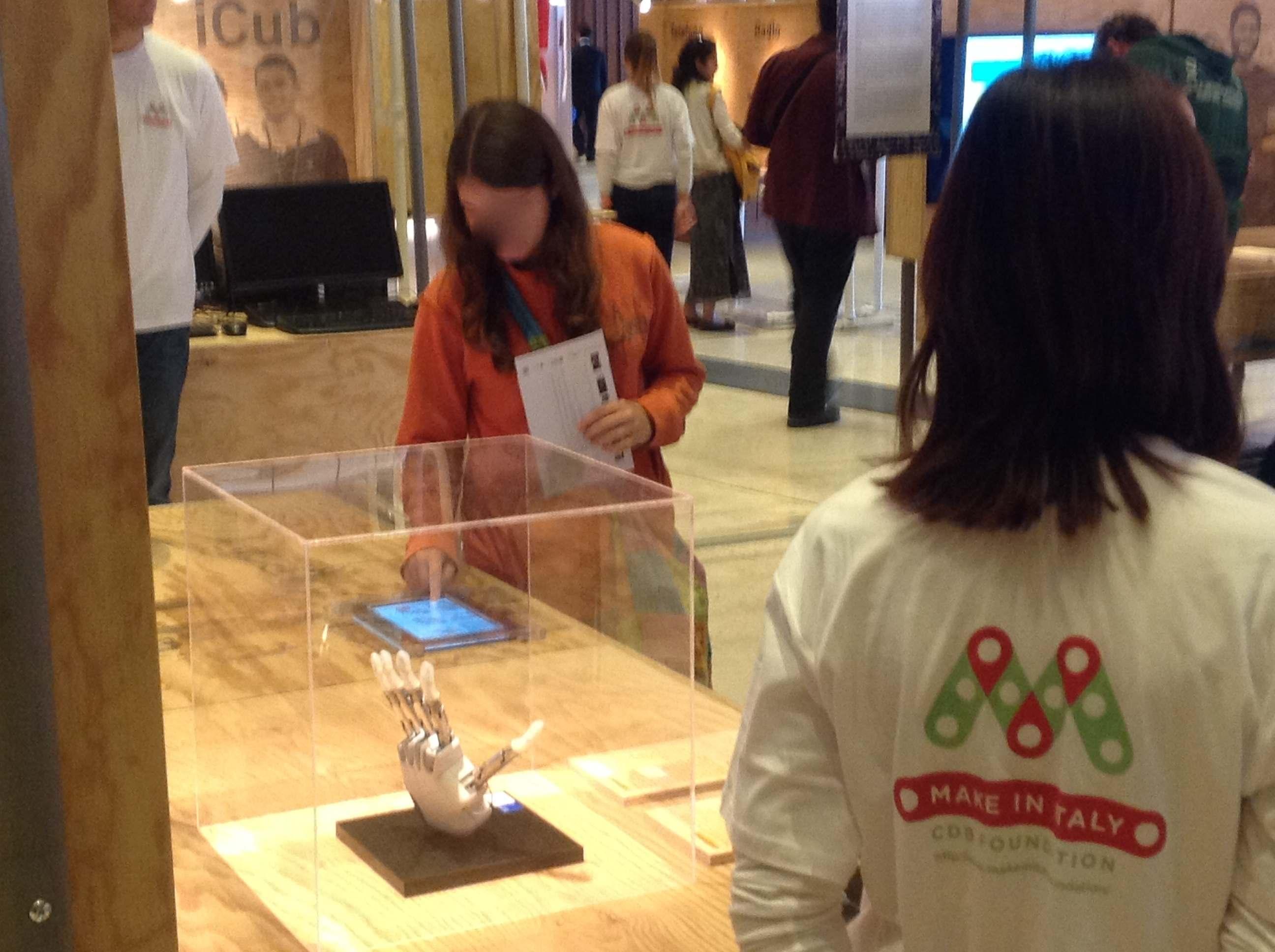 La mostra storica di Maker Faire