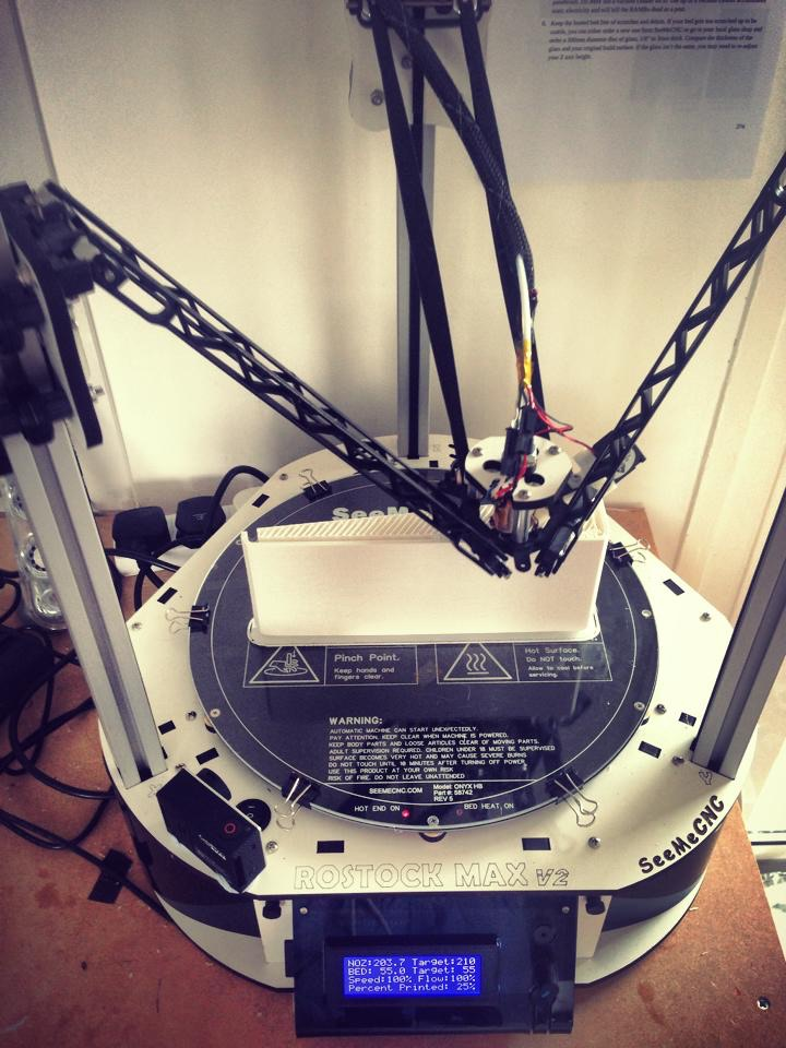 Stampante 3D per Pi-Top