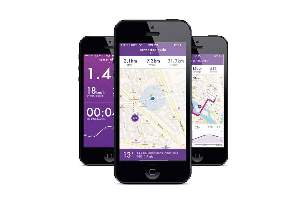 App per pedale intelligente