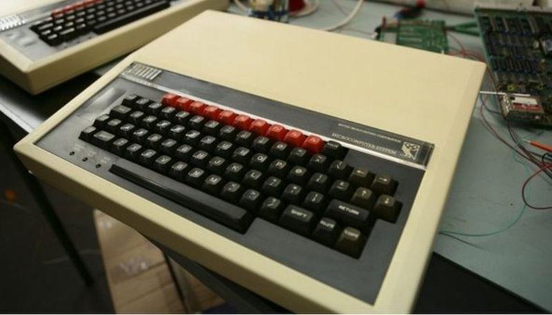 Il primo computer BBC