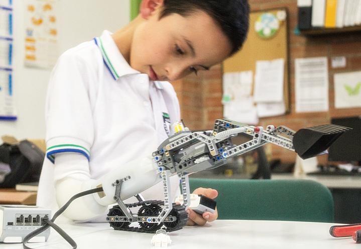 Sistema di protesi creative IKO