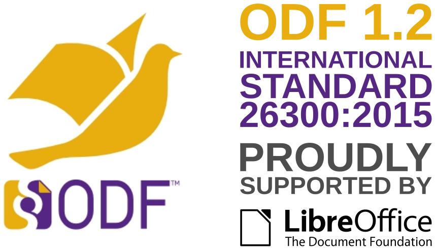 ODF 1.2