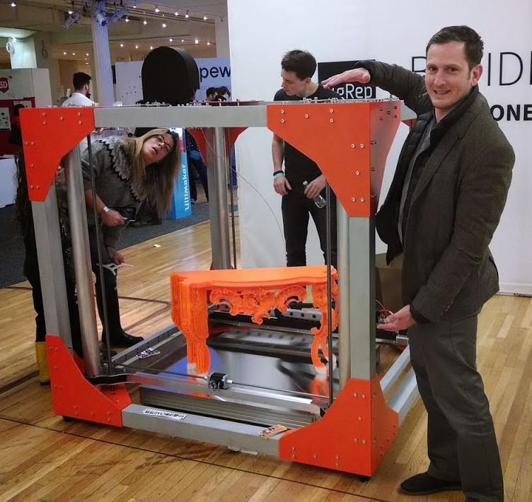Stampante 3D BigRep One