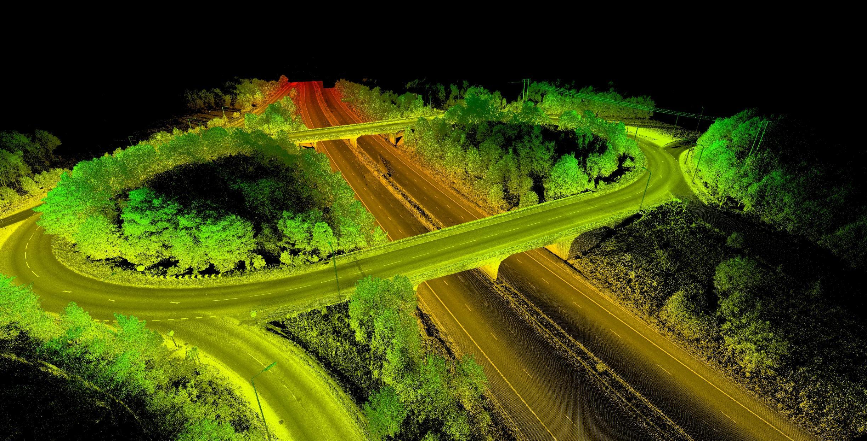 Svincolo autostradale al Lidar