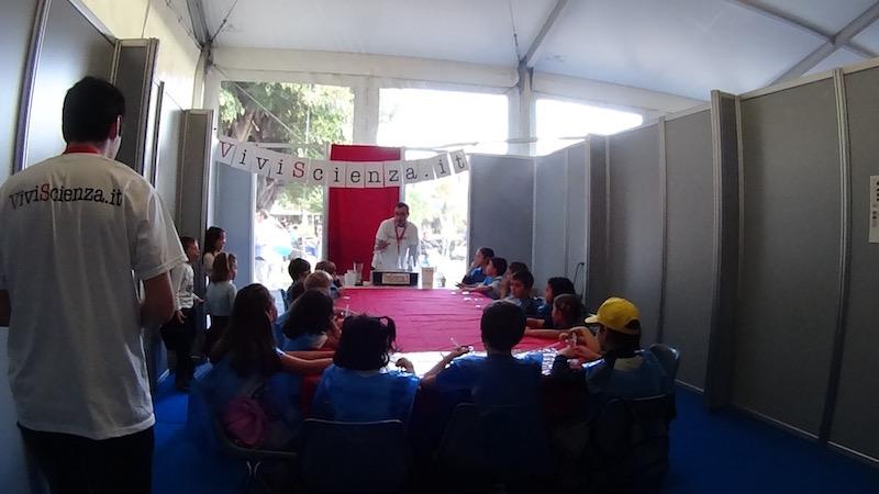 Bambini a Maker Faire Roma 2015