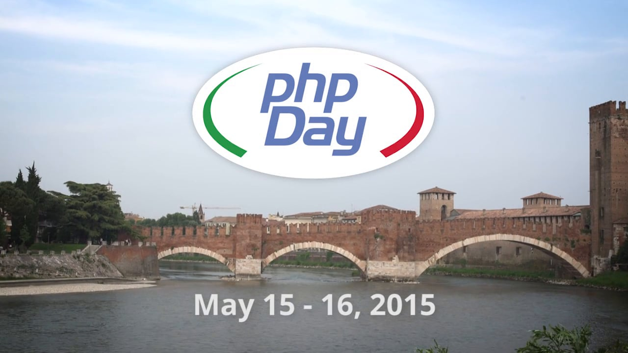 phpDay 2016 a Verona