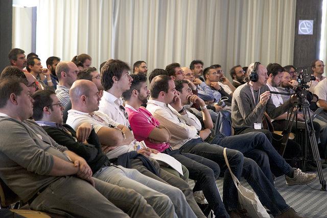Pubblico a Voxxed Days Ticino