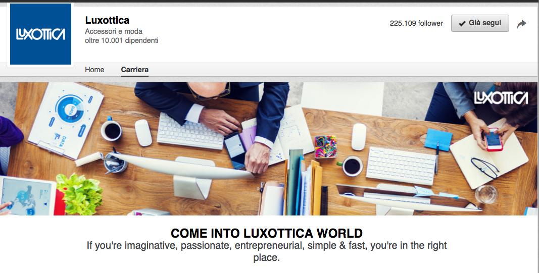 Luxottica World