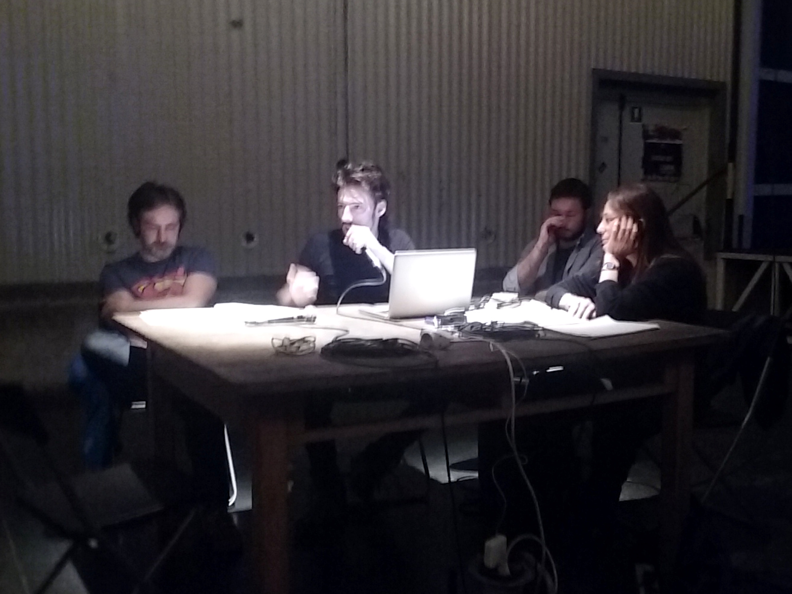 I protagonisti del dibattito