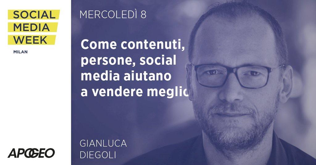 Il workshop di Gianluca Diegoli a Social Media Week Milano