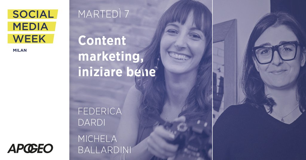 Content marketing, iniziare bene