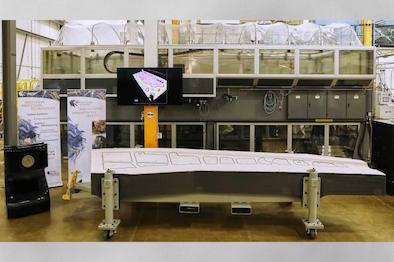Il più grosso pezzo solido stampato in 3D