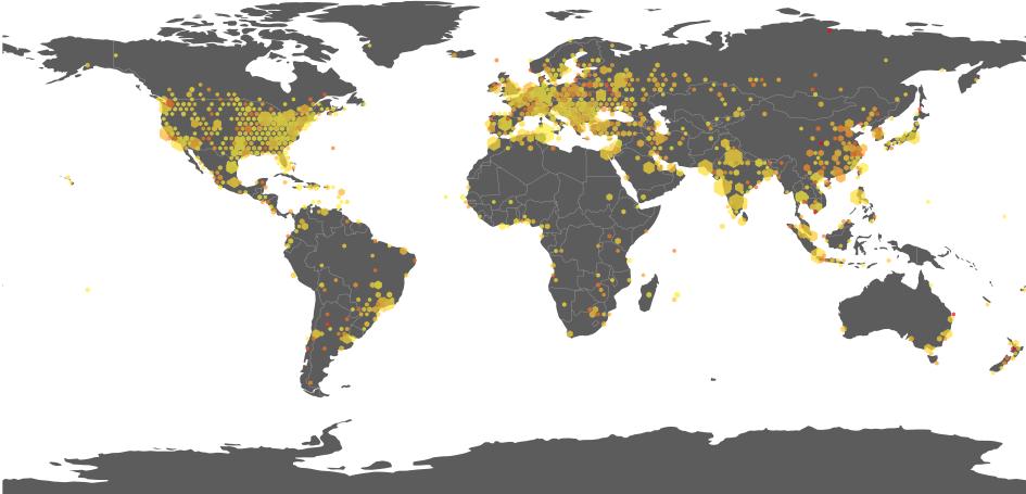 Attacchi contro siti web: da dove originano