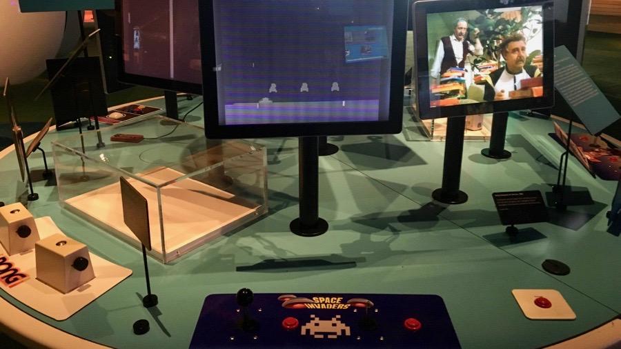Space Invaders all'ACMI di Melbourne