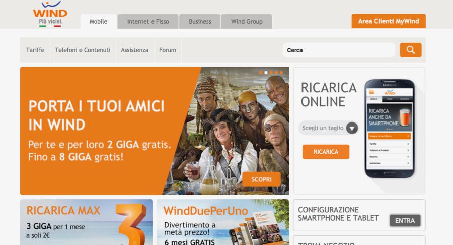 Arancione nella visual identity aziendale