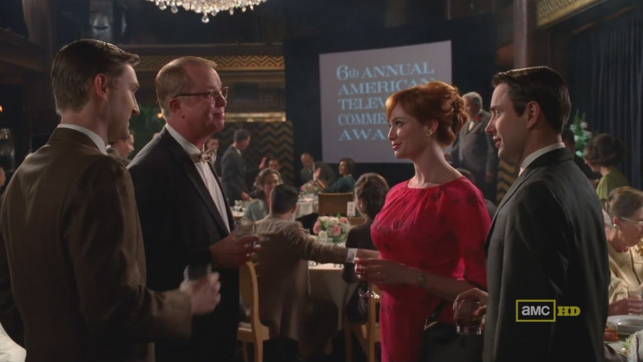 Clio Awards Mad Men