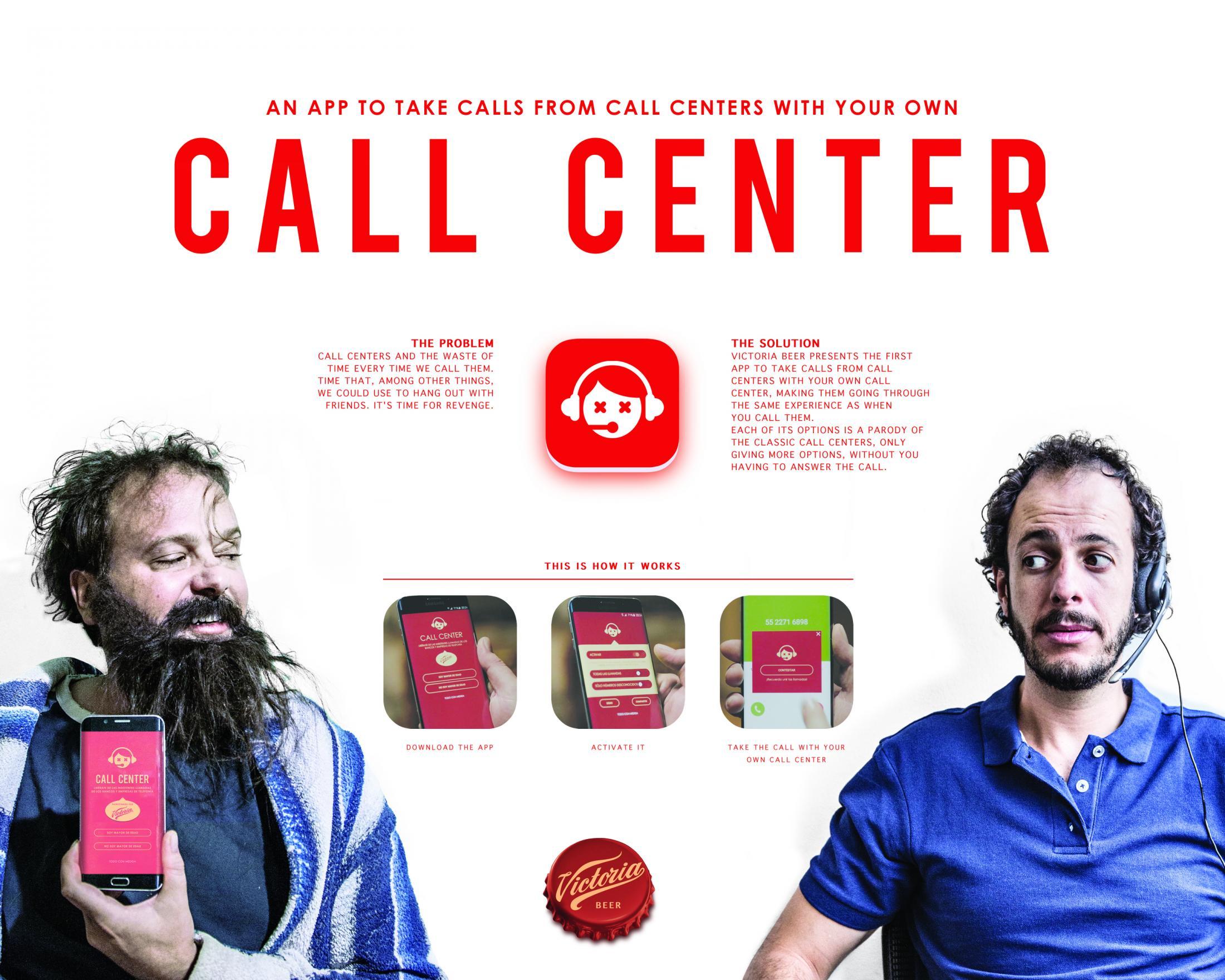 Call Center, premio Clio