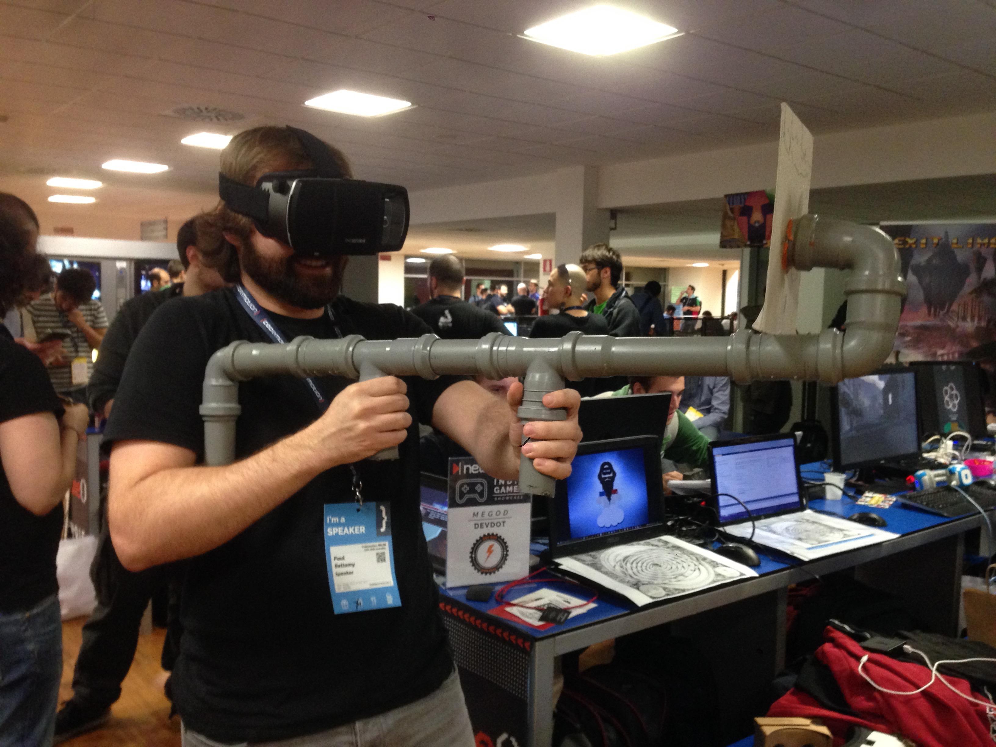 Gioco indipendente in realtà virtuale