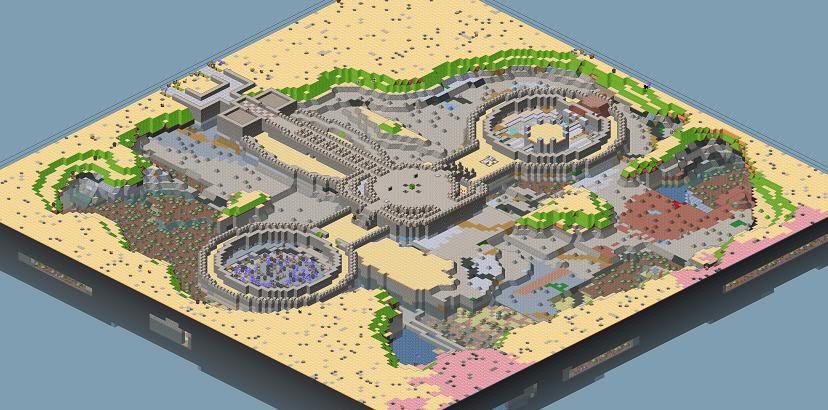 Dwarf Fortress in 3D