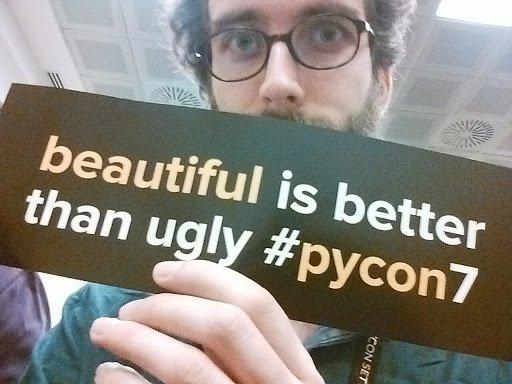Dettaglio da PyCon Sette