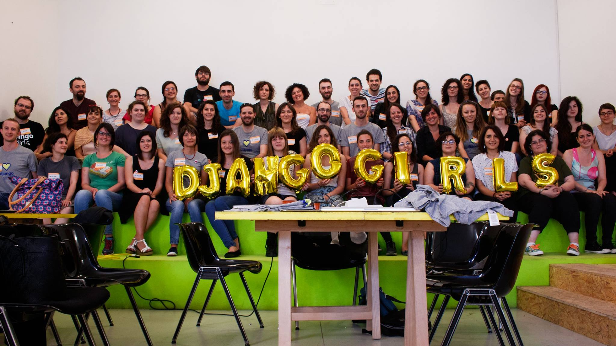 Django Girls a Torino