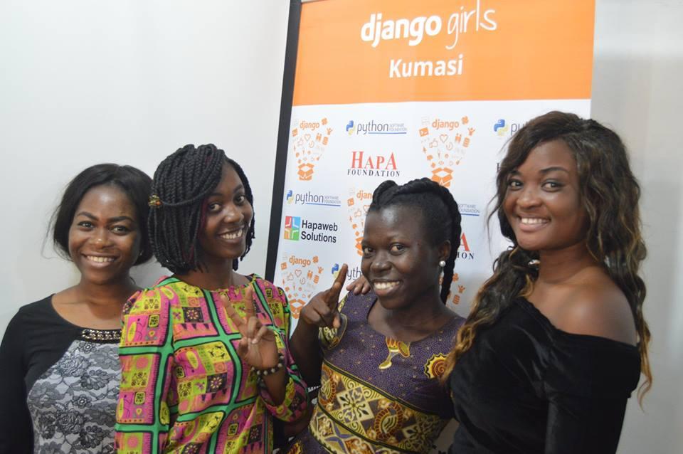 Django Girls Kumasi