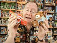 Lasseter e i capolavori Pixar in mostra a Milano