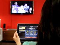 Tv interattiva? Bastano le orecchie dell'iPad