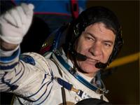 Paolo Nespoli e quei tweet italiani nello spazio