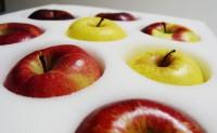 La mela incartata