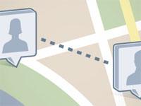 Facebook Places, quante discussioni sulla mappa
