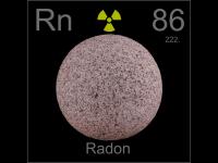 Radon al suolo
