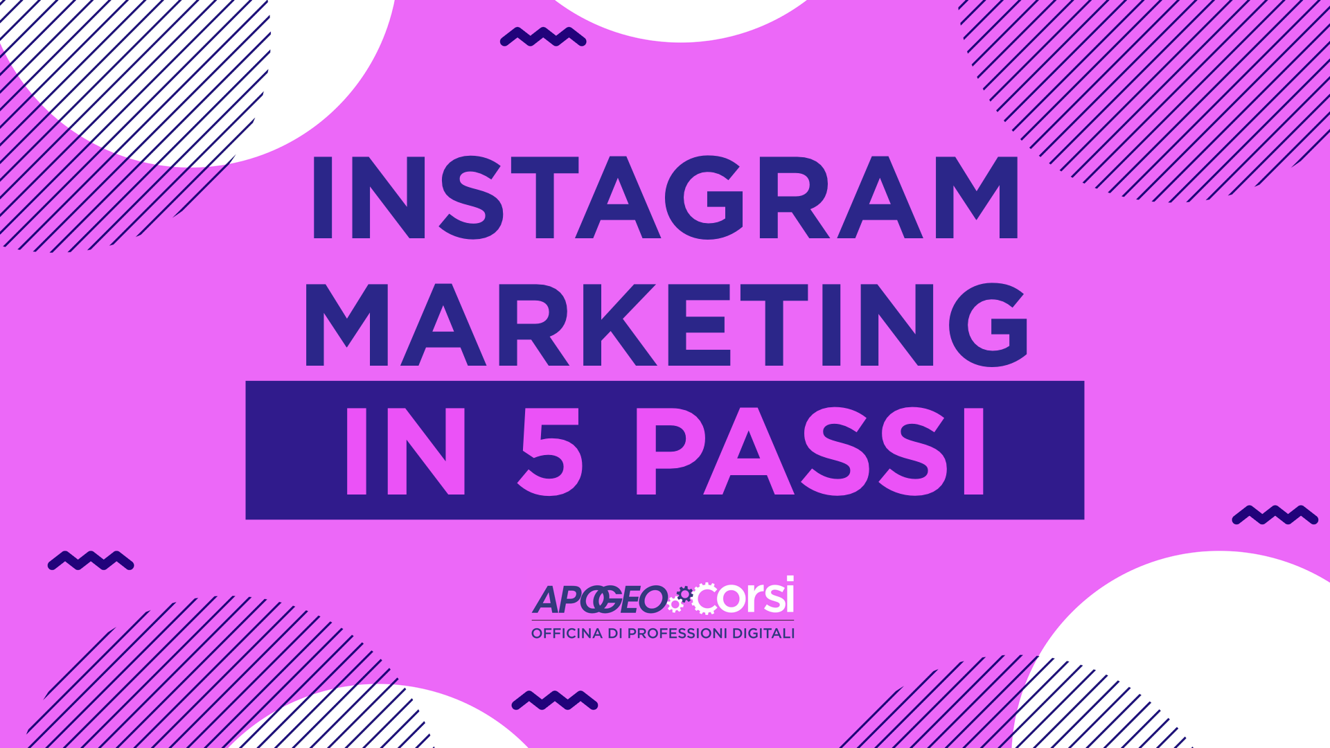 Instagram marketing in 5 passi