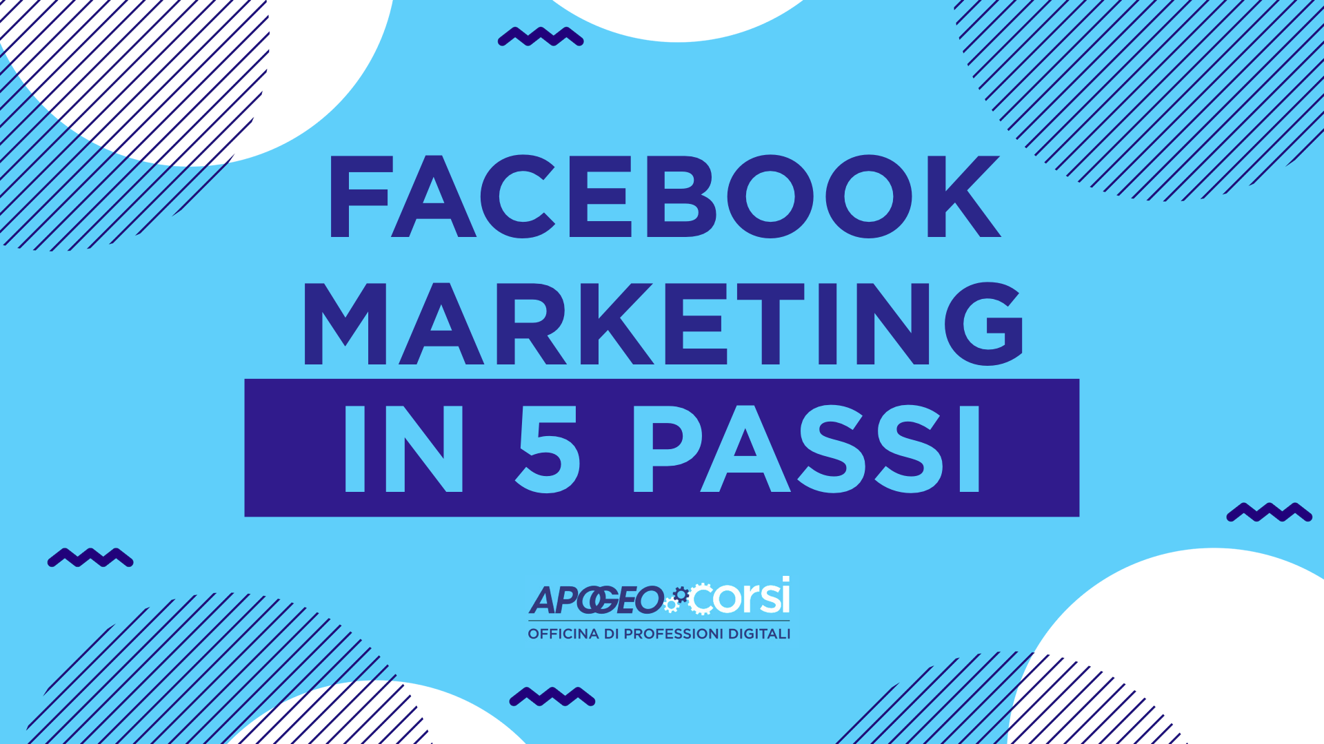 Facebook marketing in 5 pass