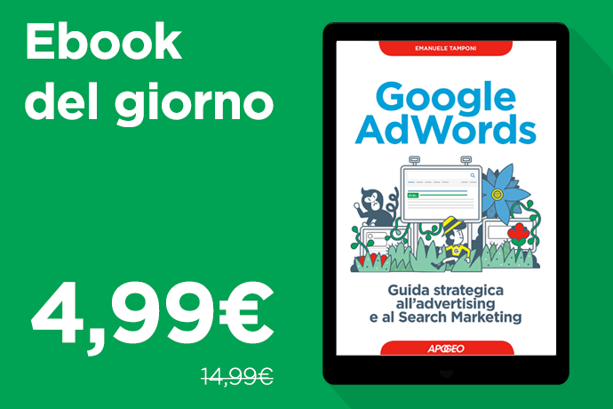 Ebook del giorno: Google AdWords