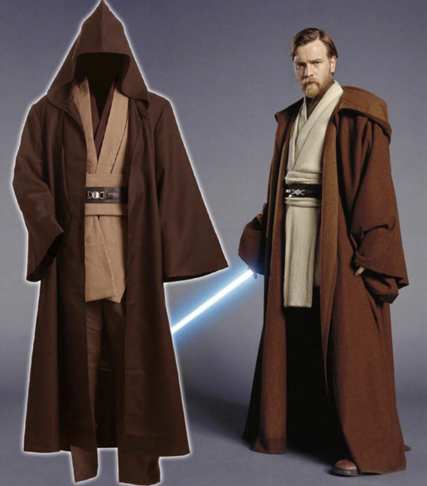 La tunica da cavaliere Jedi di Obi-Wan Kenobi